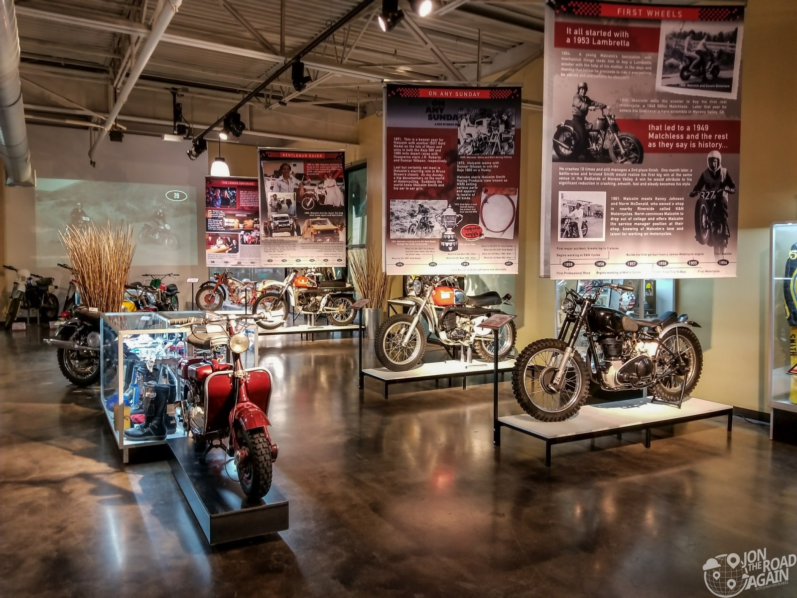 Malcolm Smith Museum