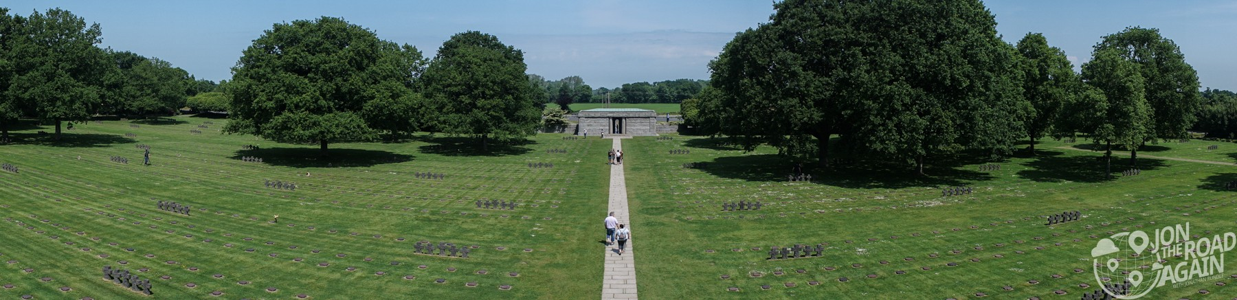 Normandy German Cemetery