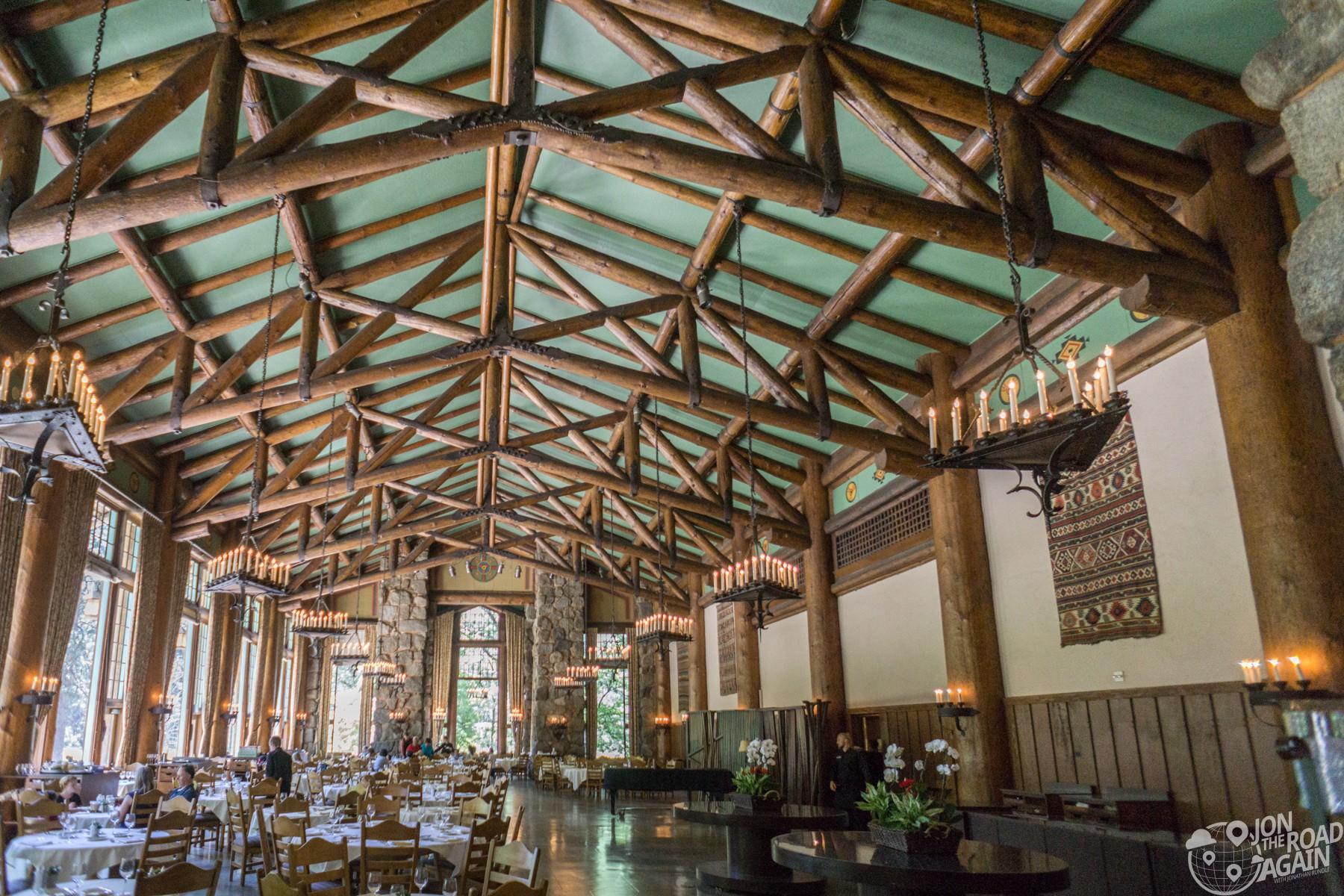 Majestic Yosemite Hotel Restaurant