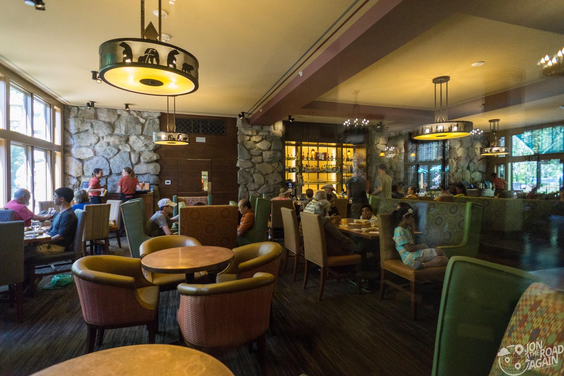 Majestic Yosemite Hotel Lobby Bar