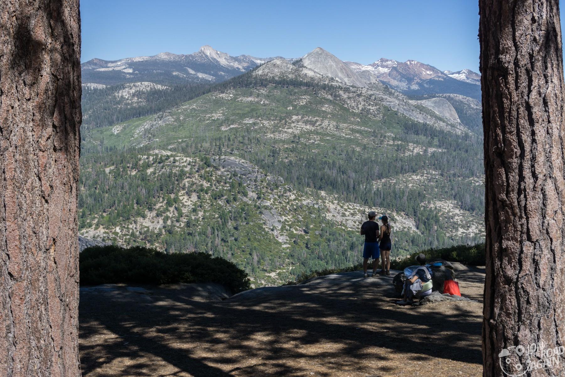 Washburn Point Yosemite