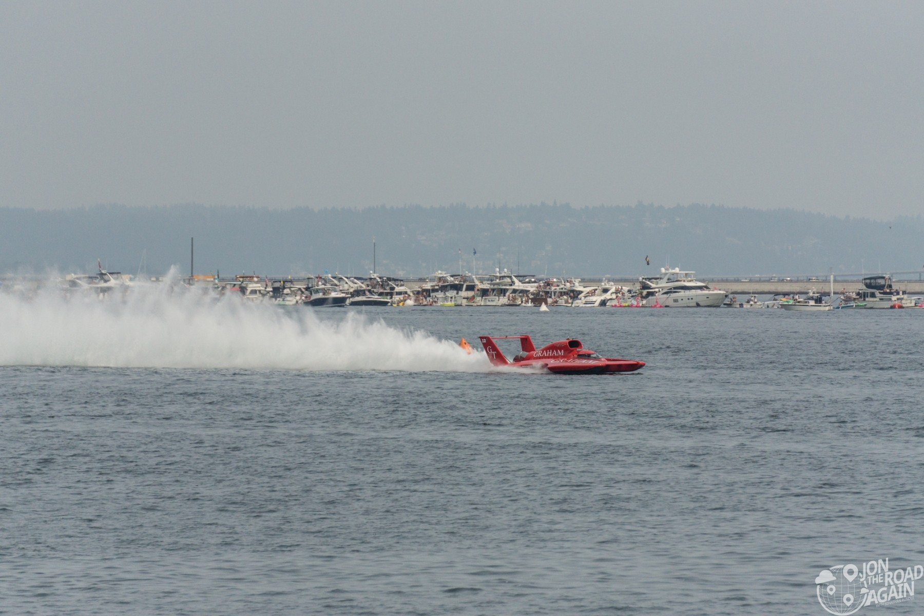 Seafair Hydro Races
