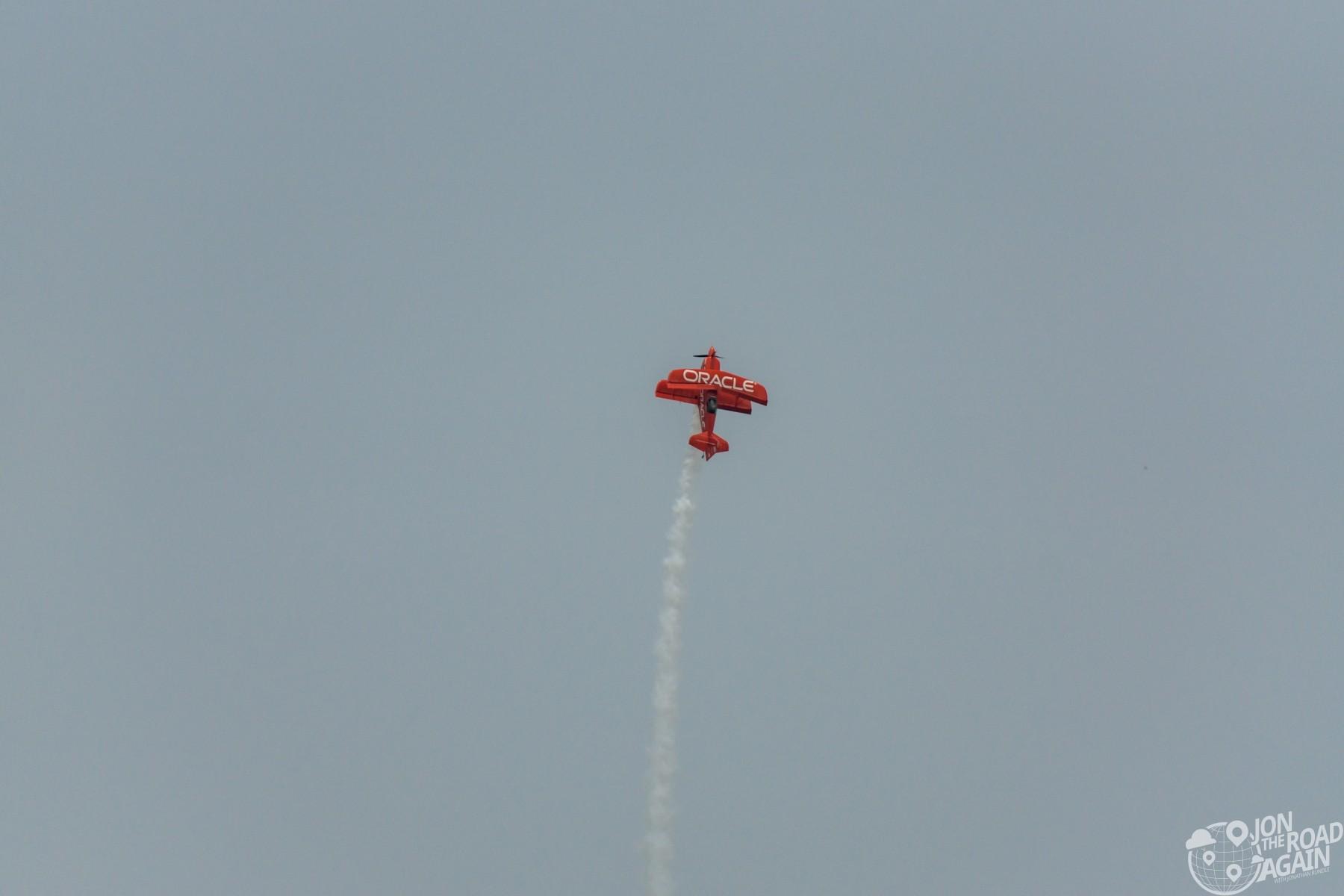 Seafair Oracle Bi-plane