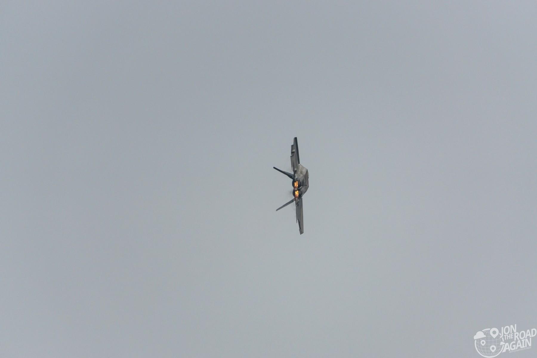 Seafair F22 Raptor