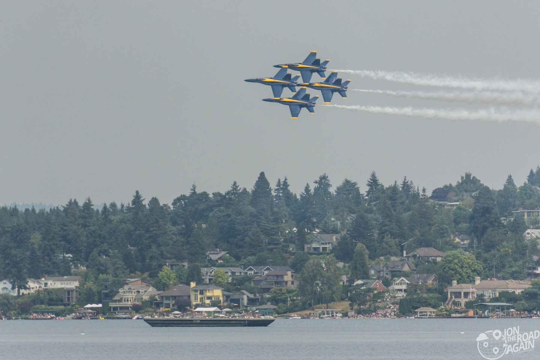 Seafair Blue Angels
