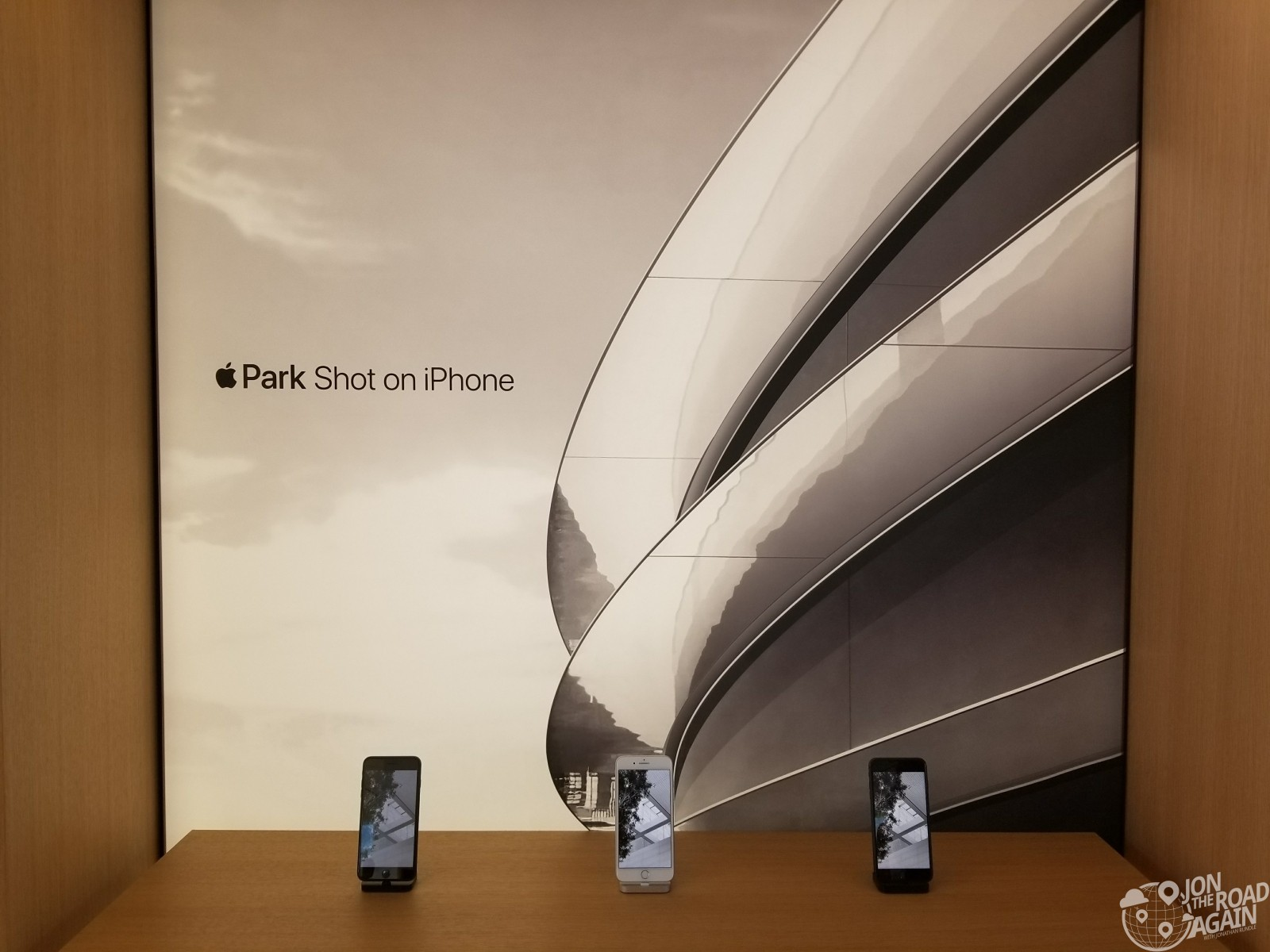 Apple Visitor Store