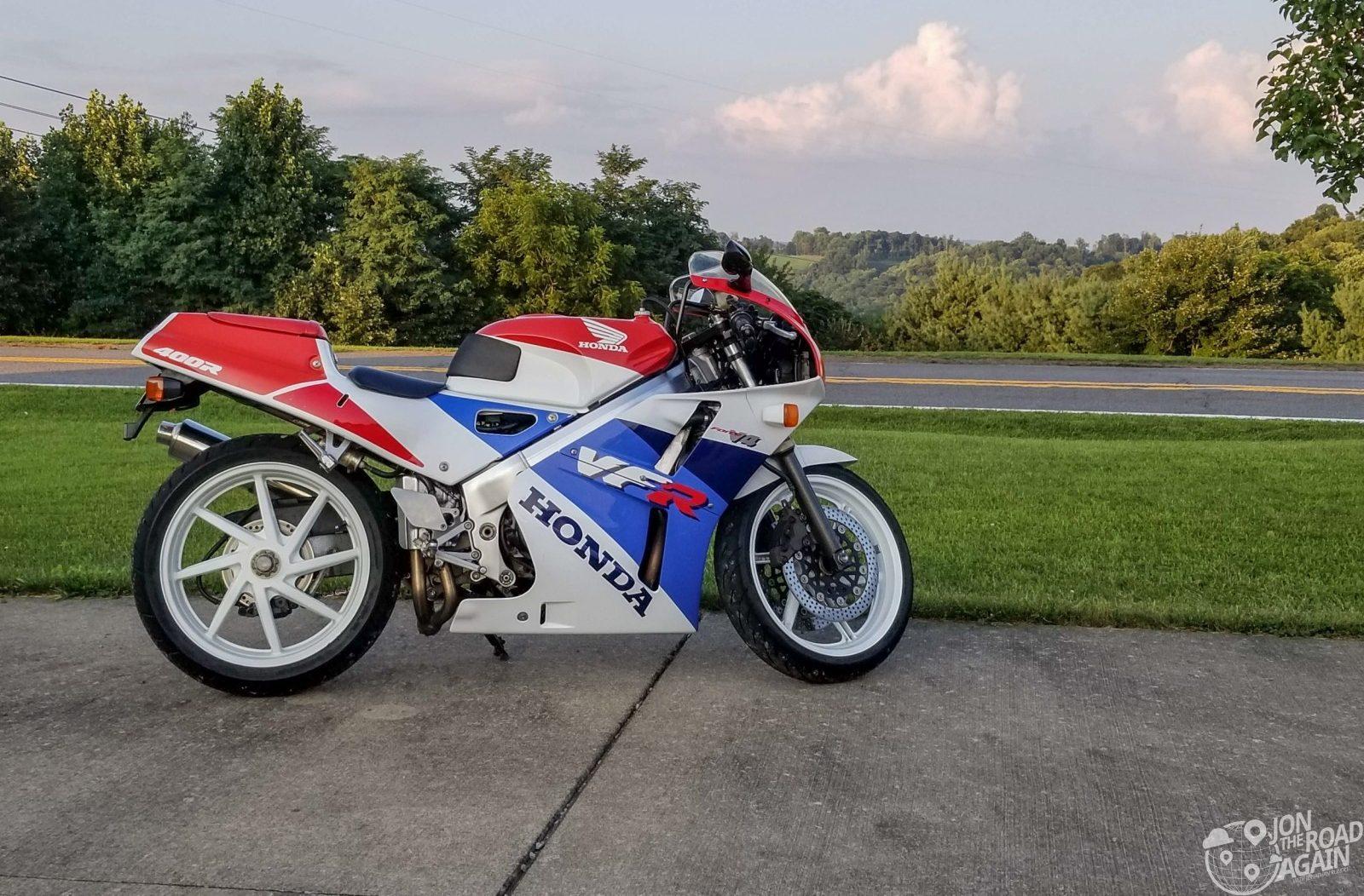 Honda VFR 400R