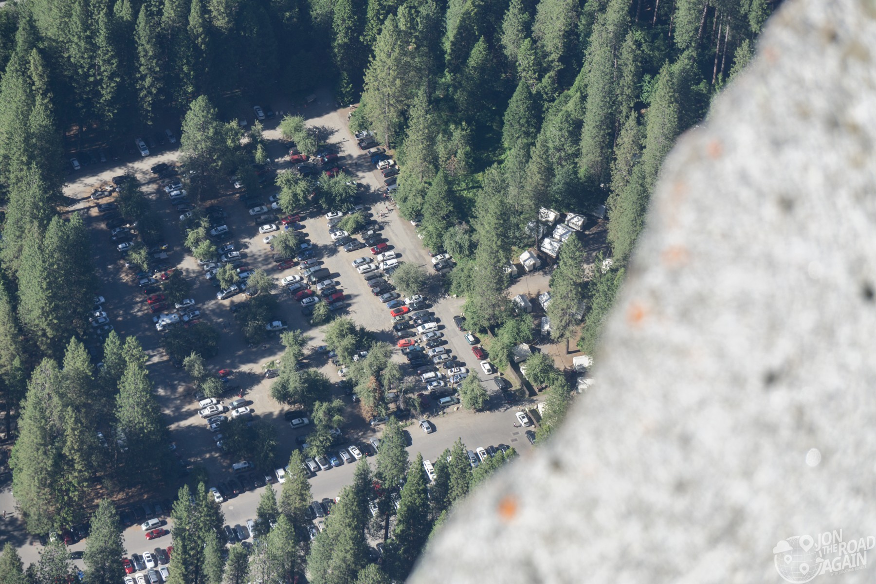 Yosemite Valley from Glacier Point