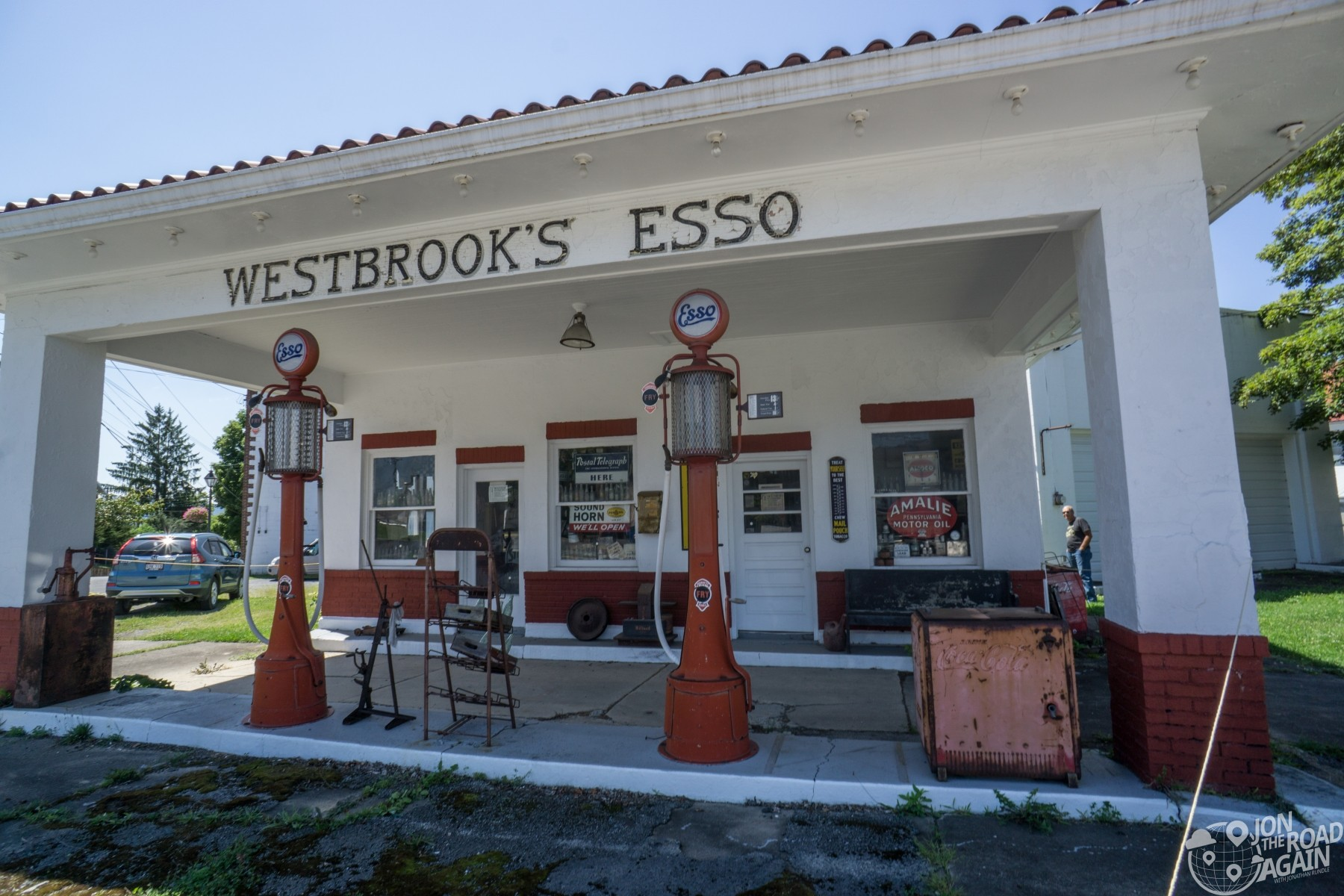 Westbrook's Esso