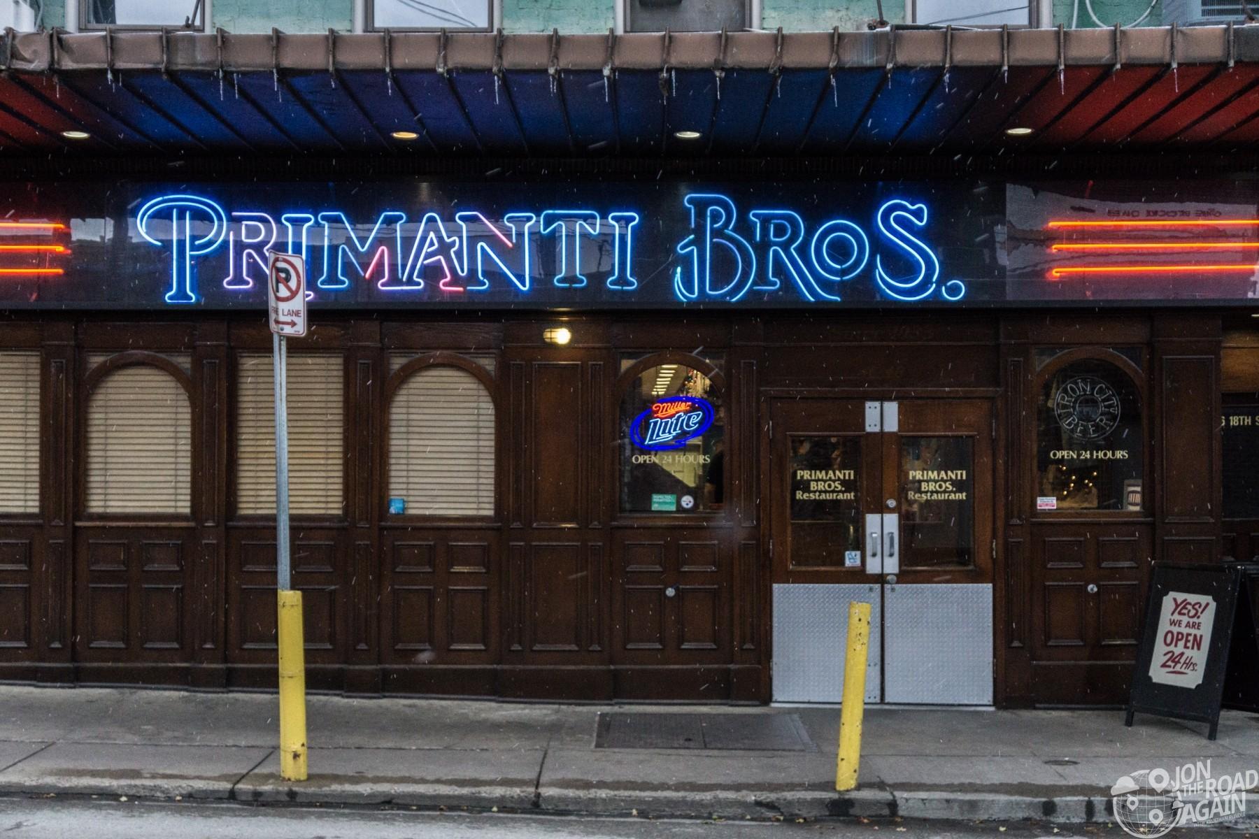 Original Primanti Brothers Pittsburgh