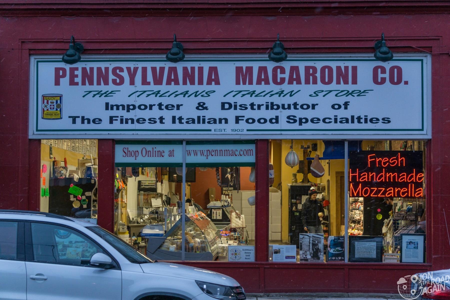 Strip District Pittsburgh