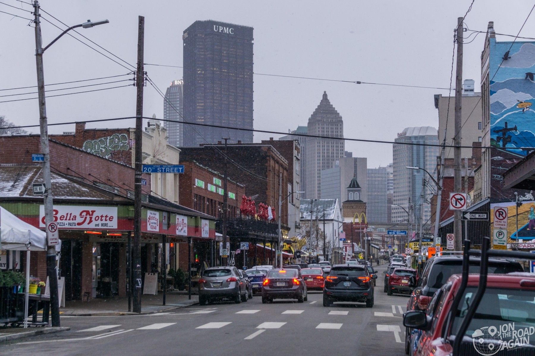 Strip District Pittsburgh