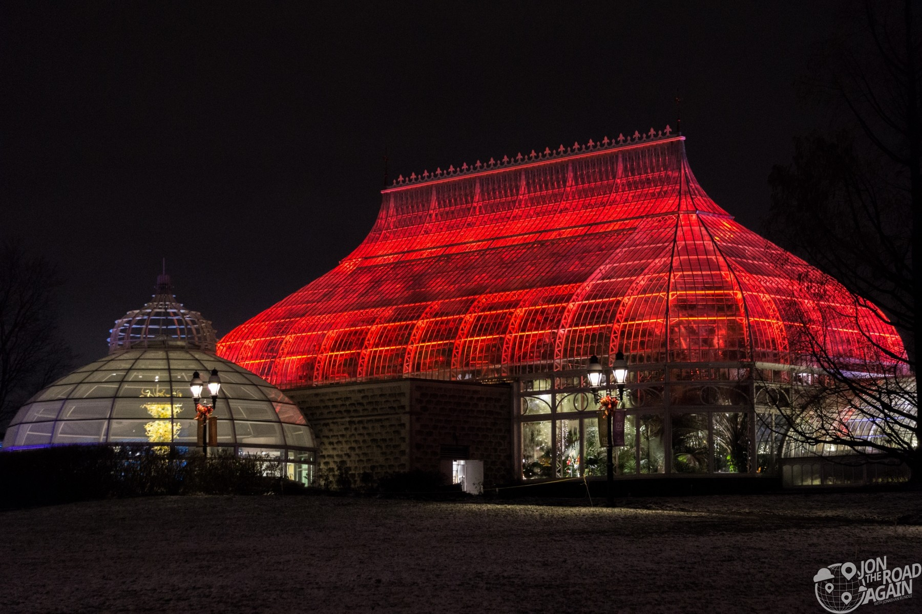 Phipps Conservatory Christmas