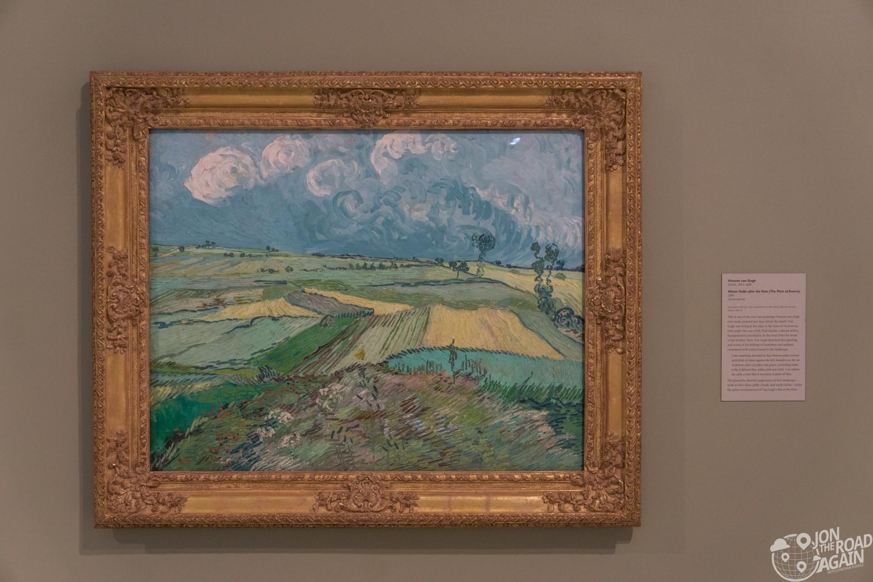 Van Gogh Carnegie Museum of Art