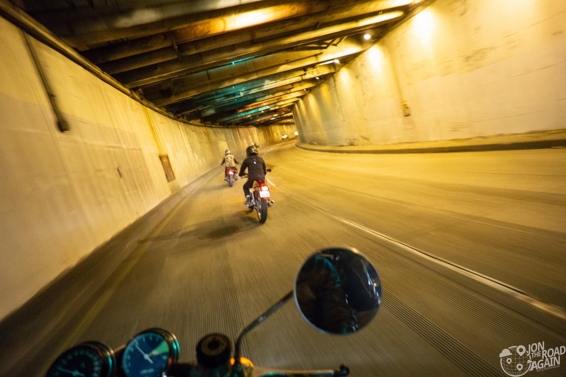 Battery Street Tunnel