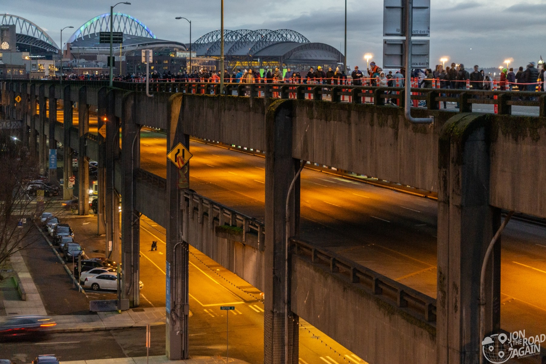 Seattle Viaduct Walk