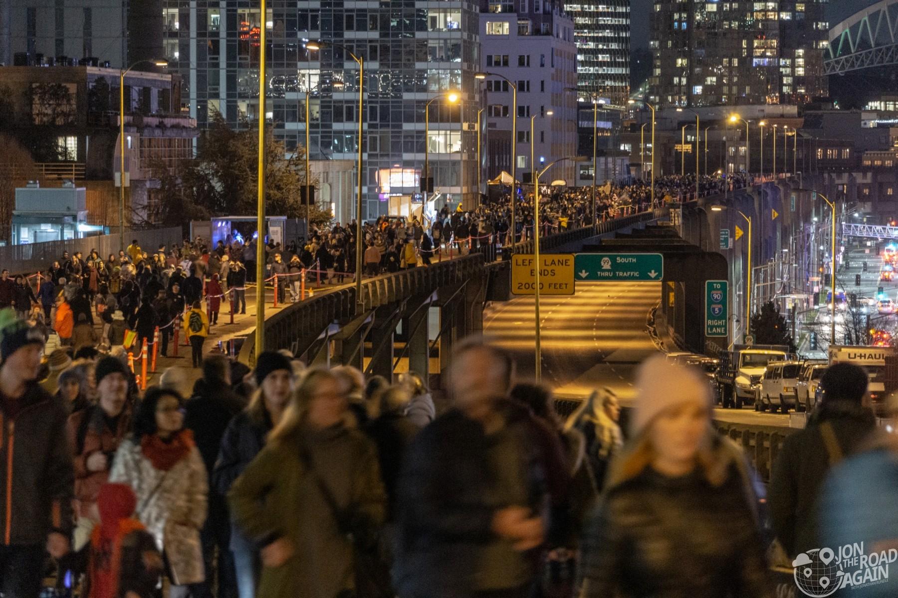 Seattle Viaduct Walk