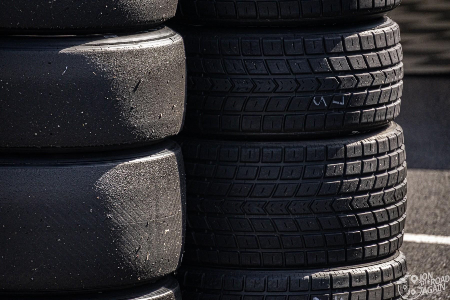 Indycar tires