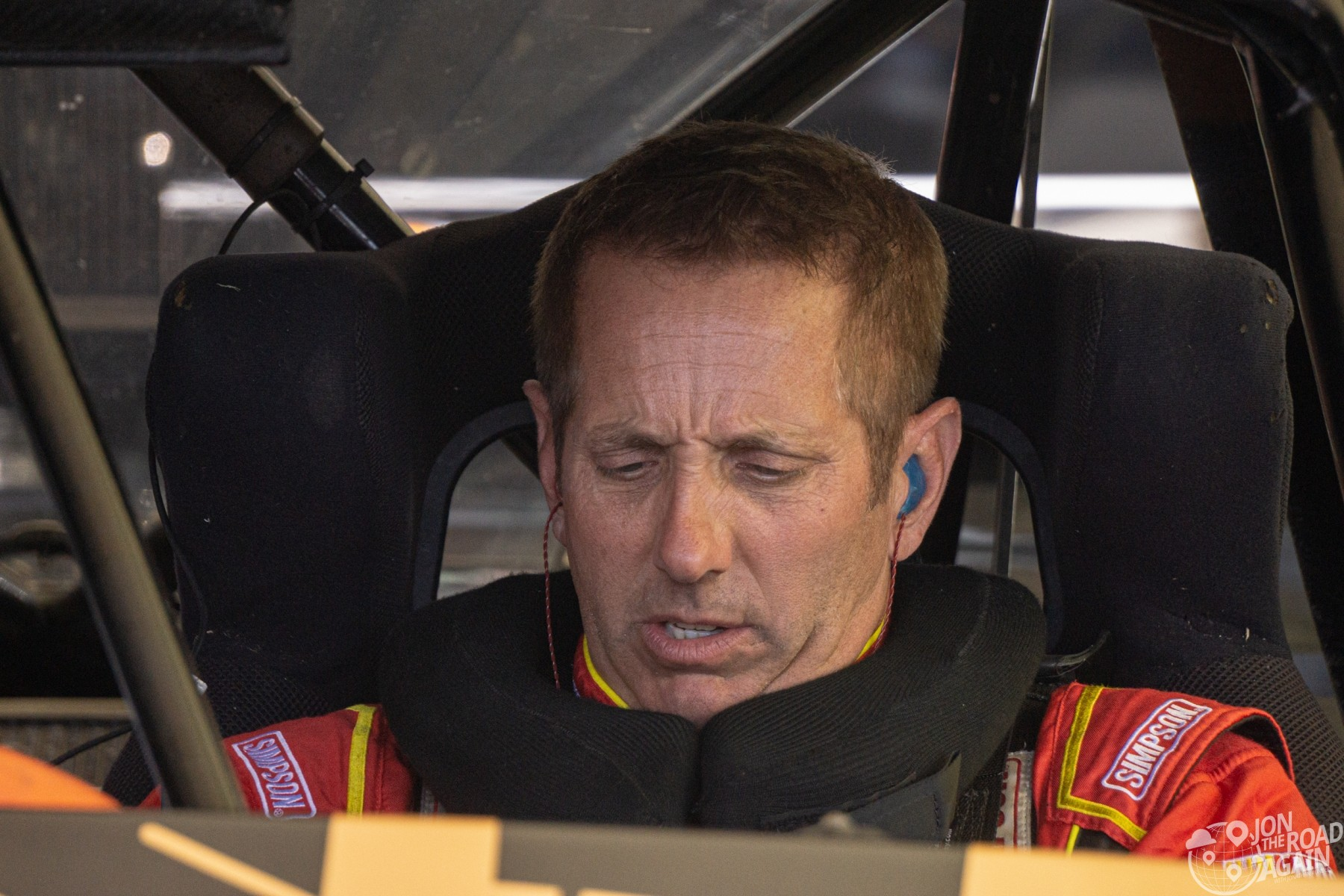 Greg Biffle Stadium Super Trucks Grand Prix of Portland