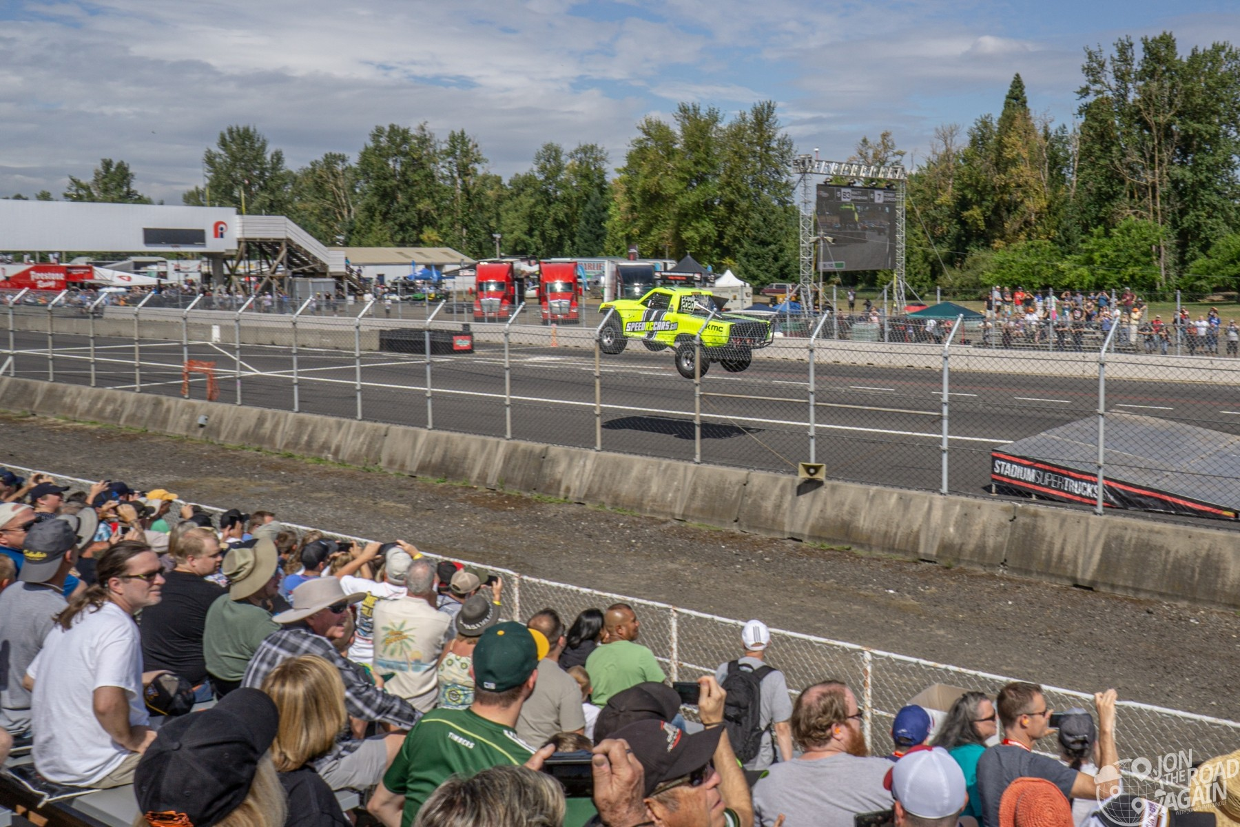 Stadium Super Trucks Grand Prix of Portland