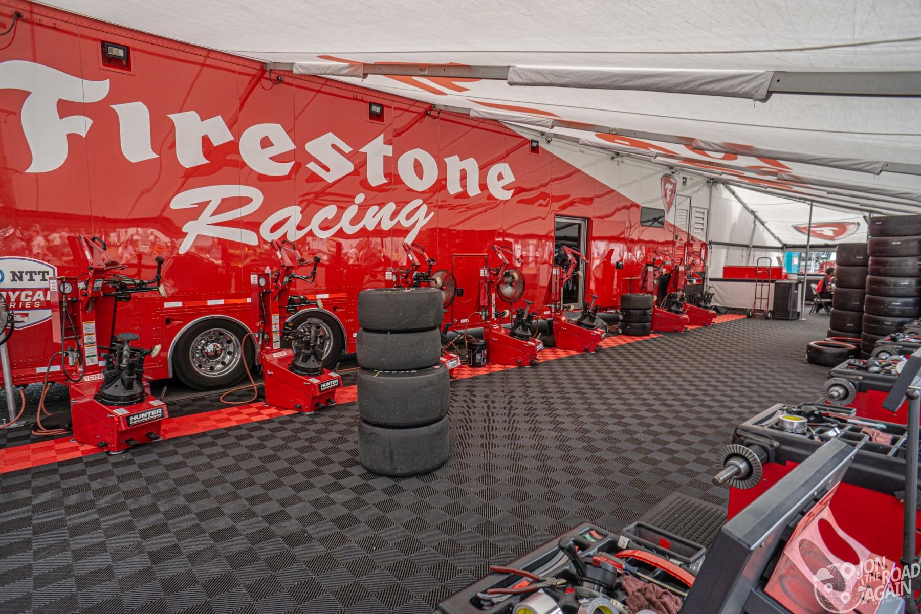 Grand Prix of Portland Firestone Tires