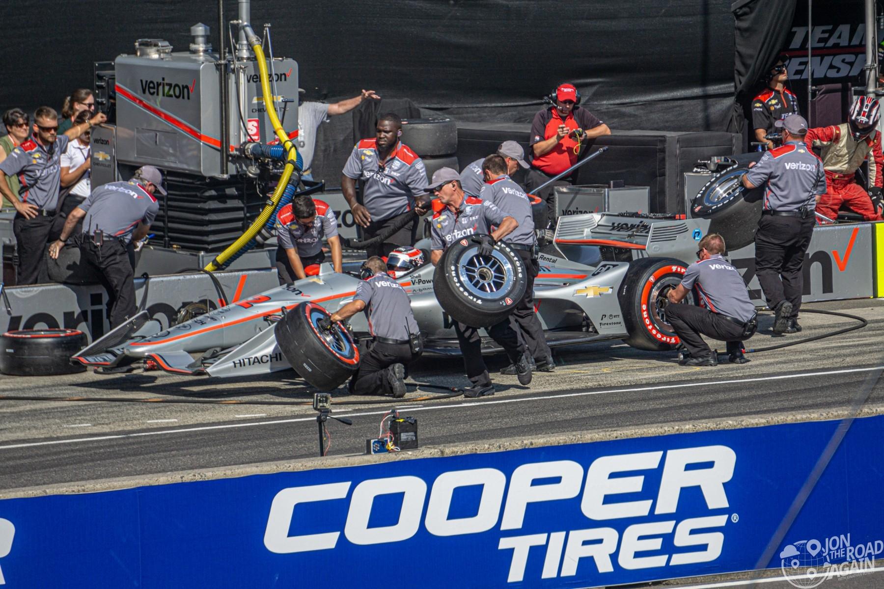 Will Power Indycar Portland