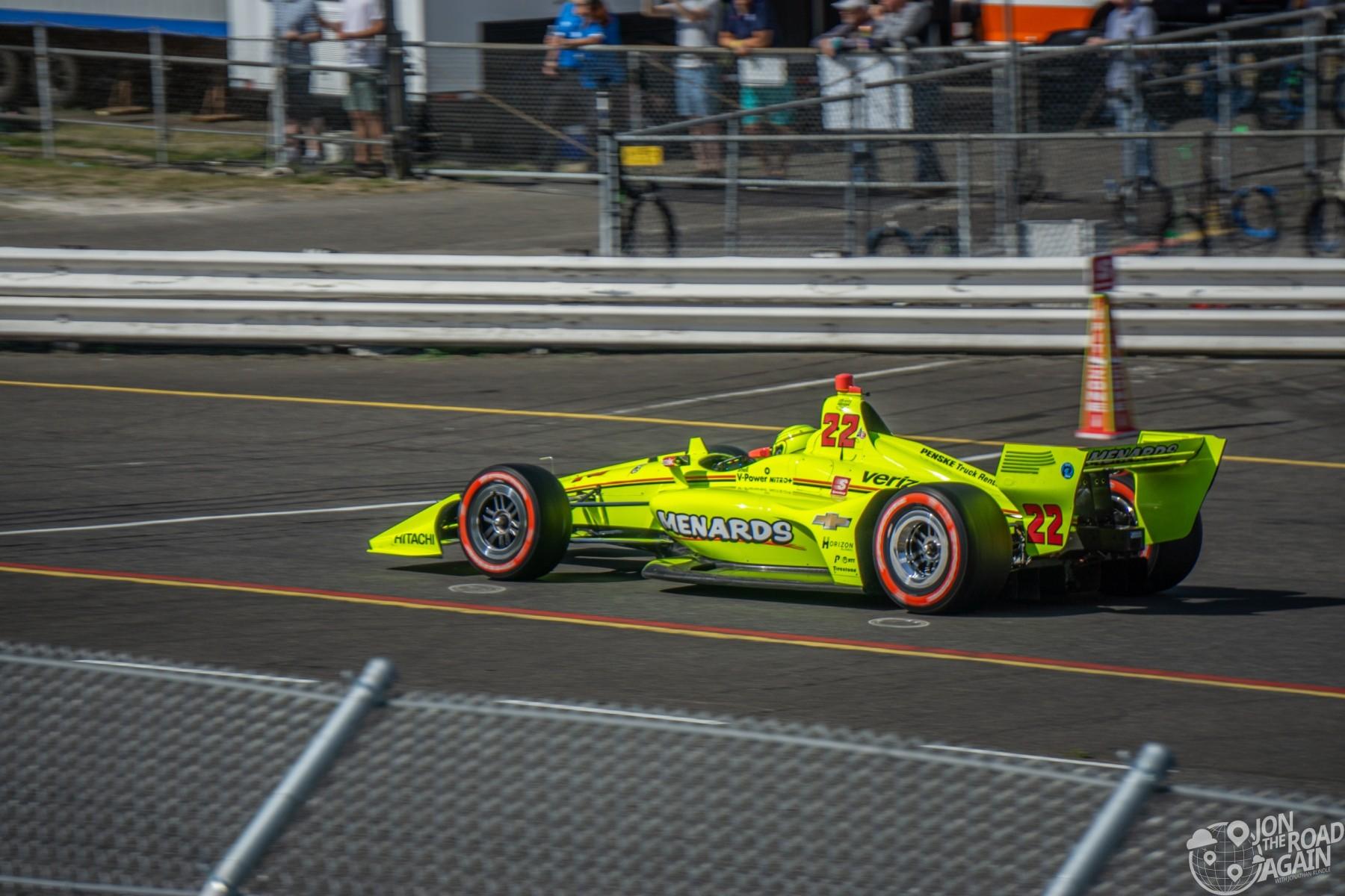 Menard's Indycar