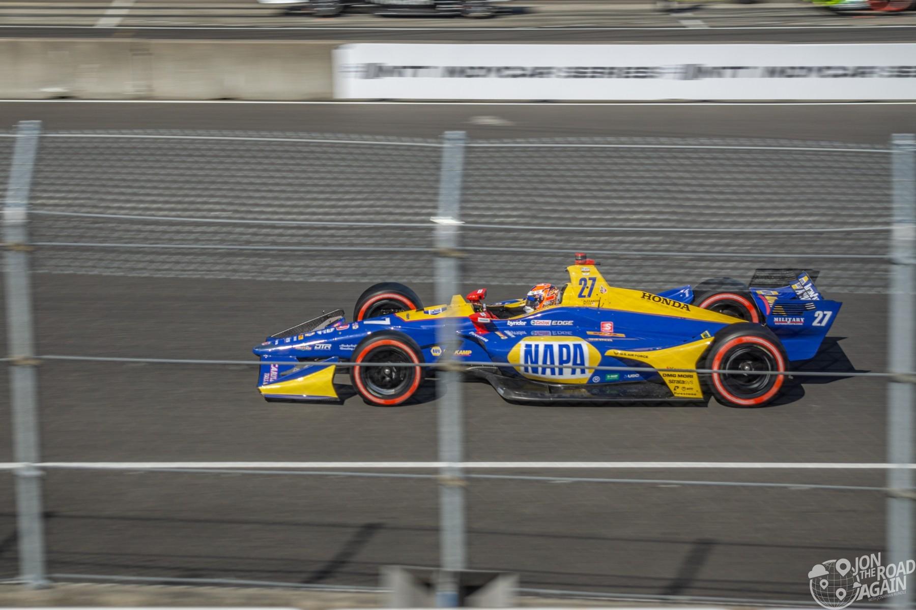 Napa Indycar