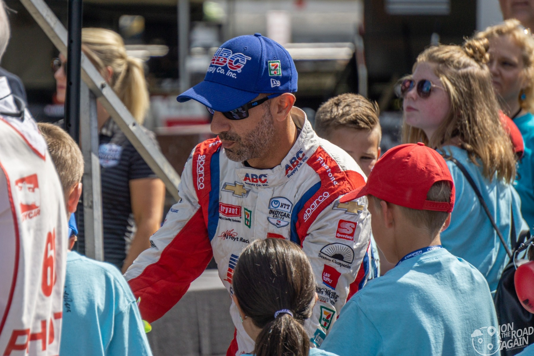 Tony Kanaan Grand Prix of Portland
