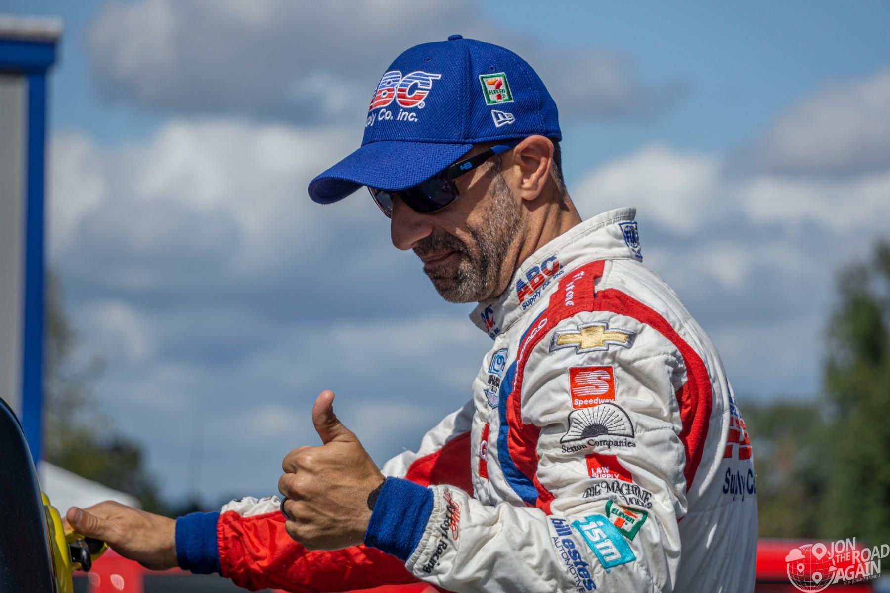Tony Kanaan Portland Grand Prix