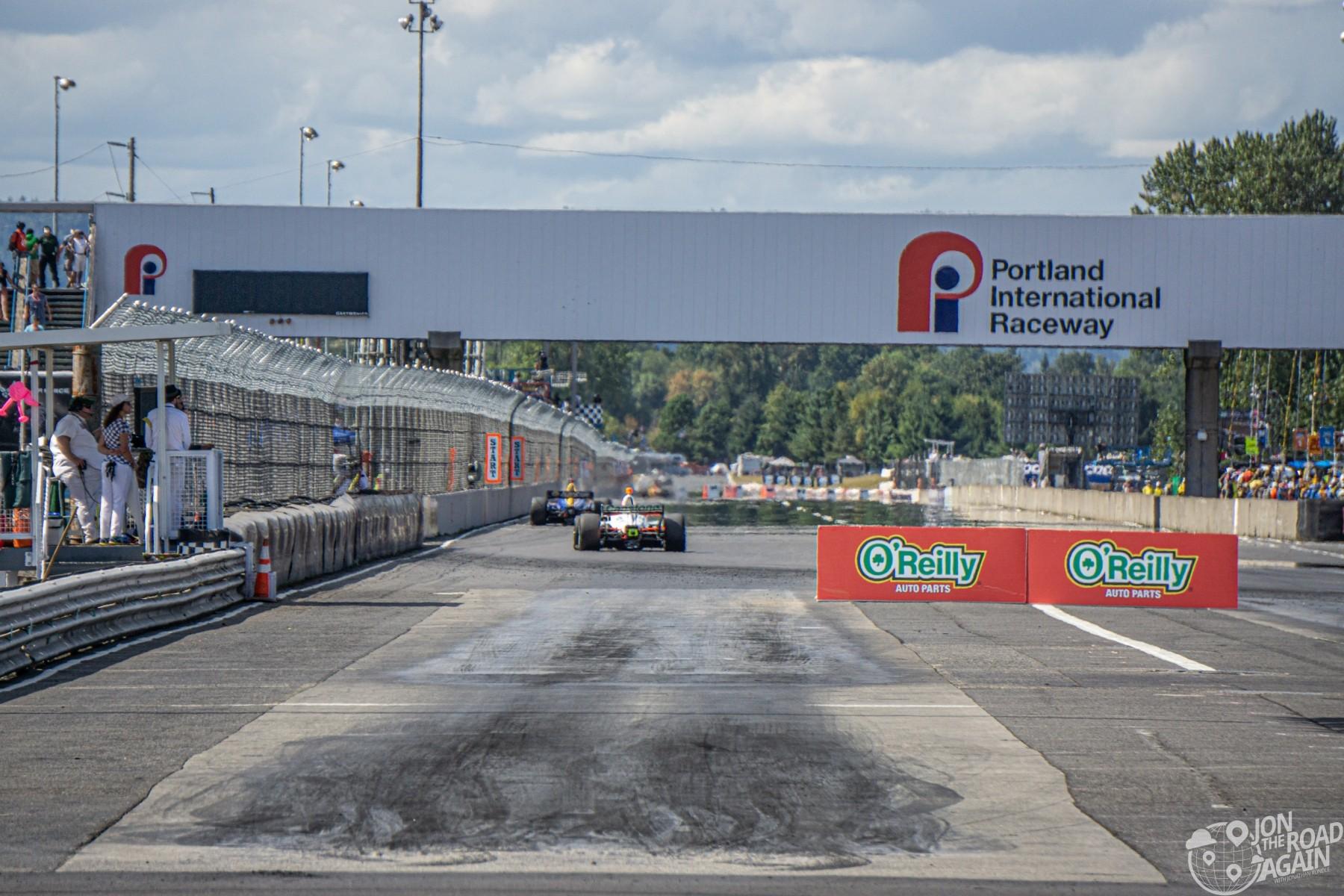 Portland International Raceway Grand Prix of Portland