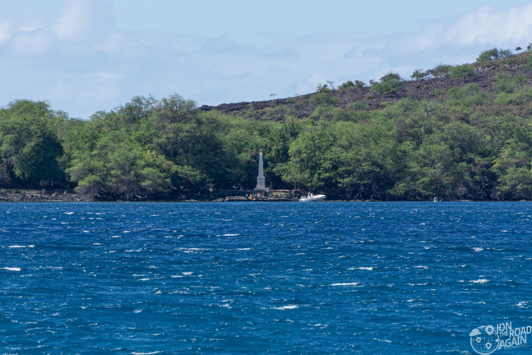 Captain Cook Monument Hawaii