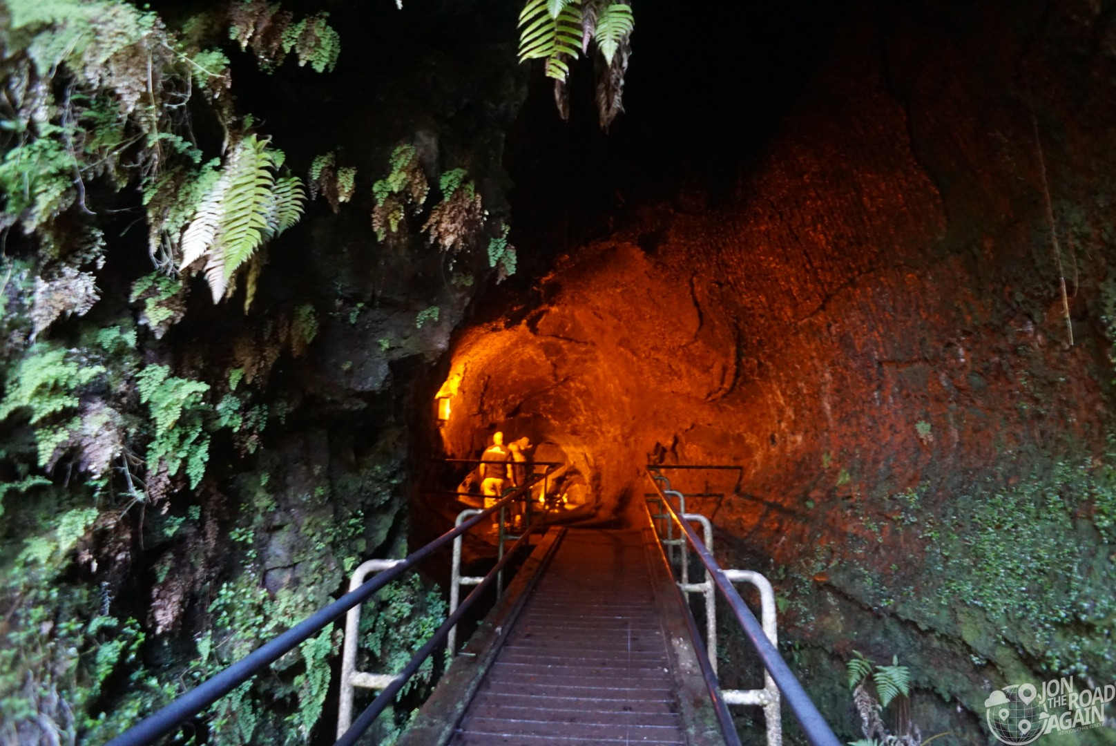 Thurston Lava Tube Entrance