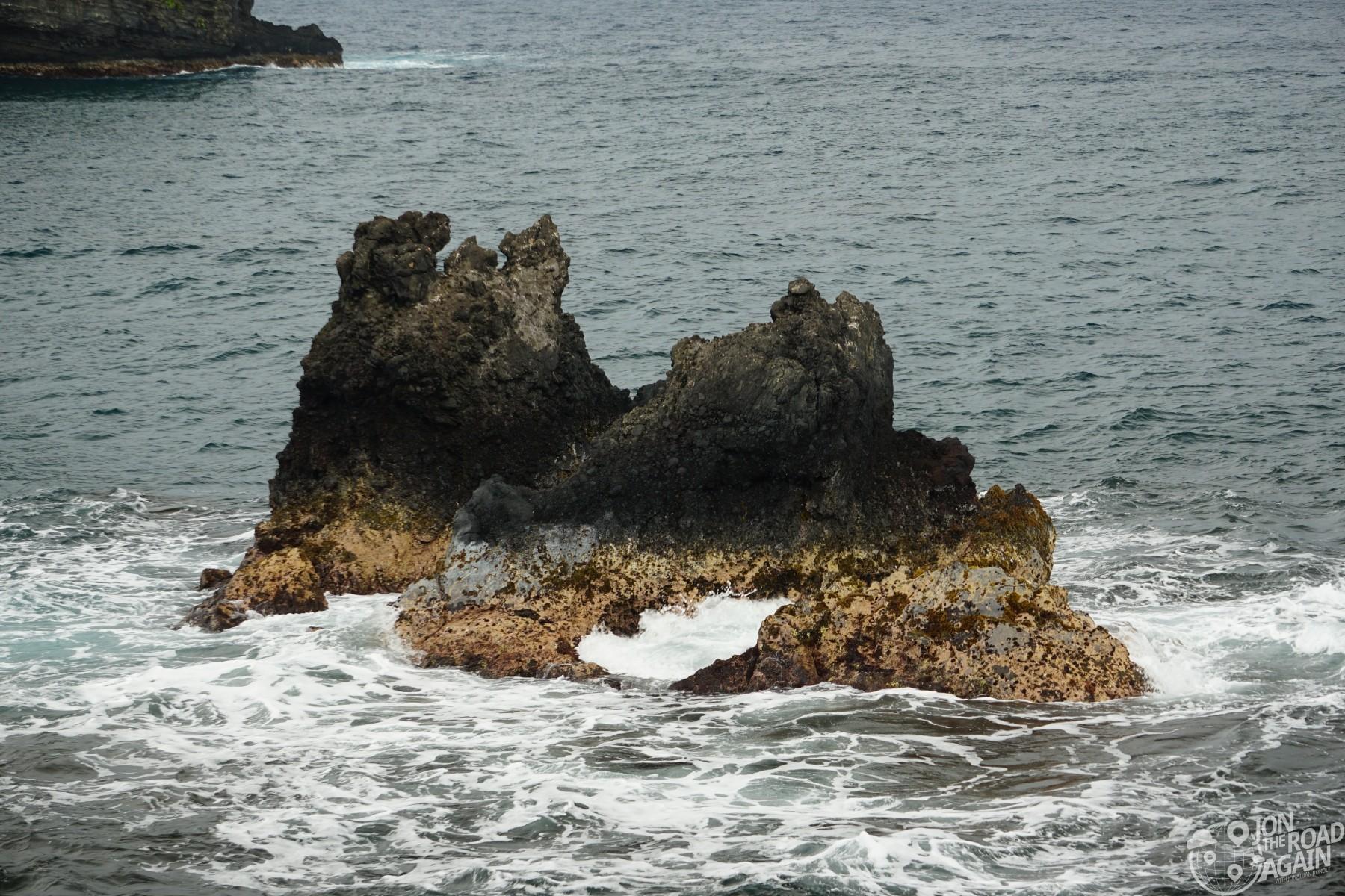 The Legend of Twin Rocks