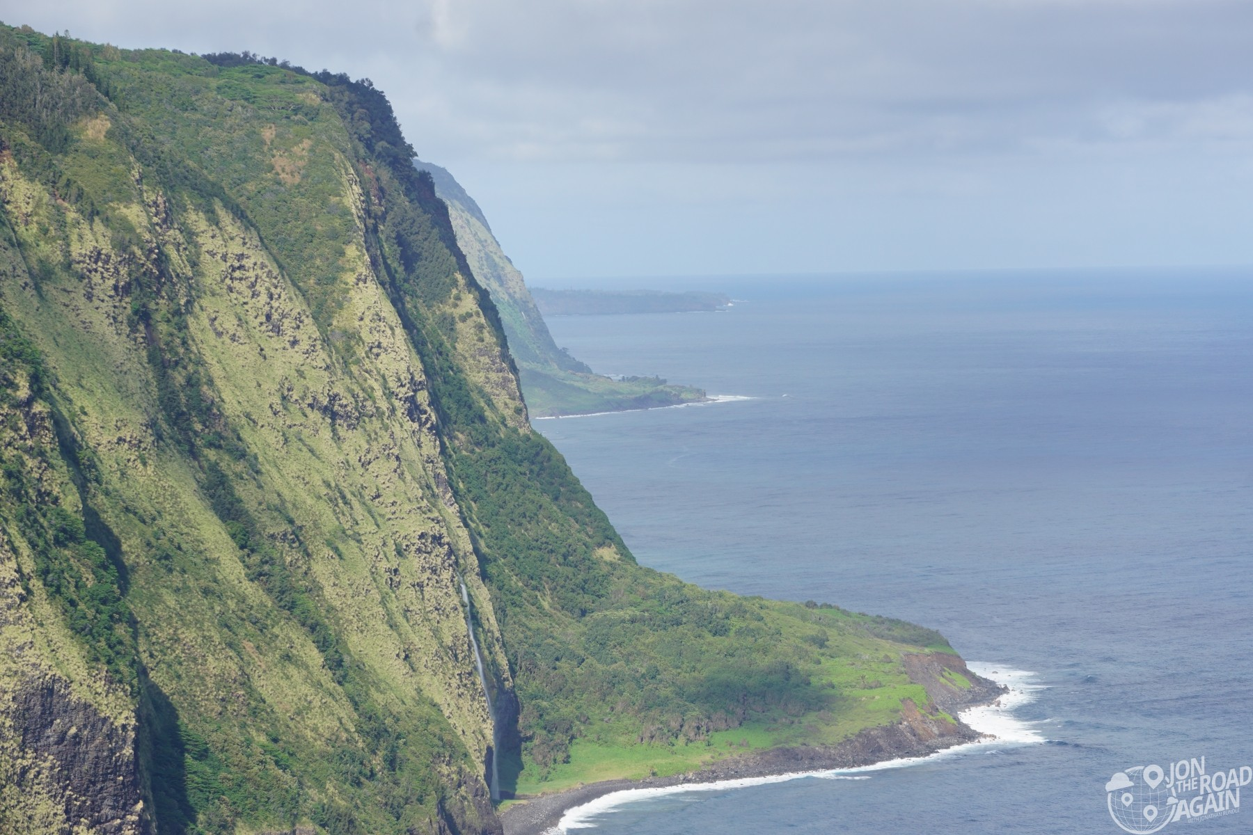 Waipio Valley Coastline