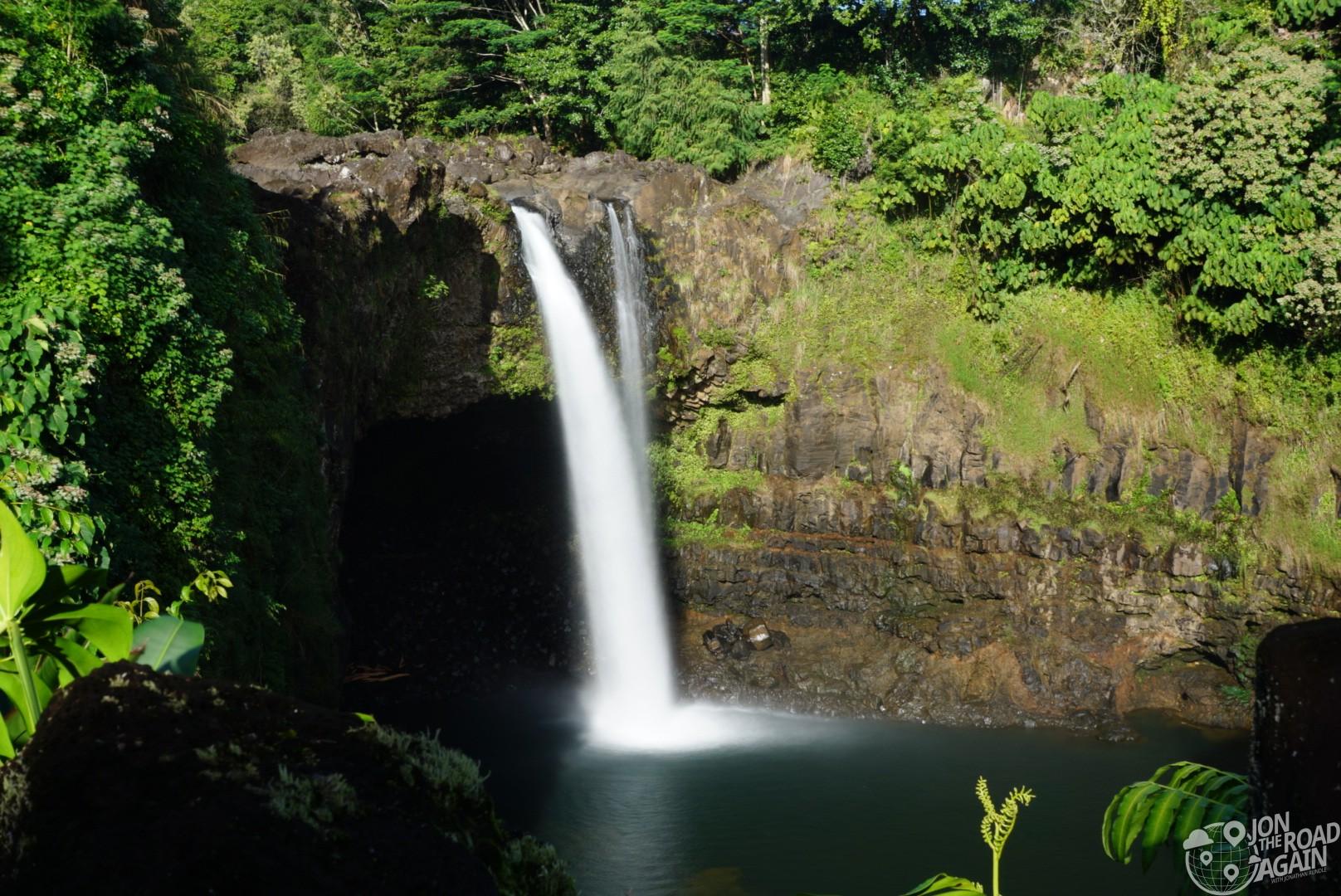 Rainbow Falls Hawaii