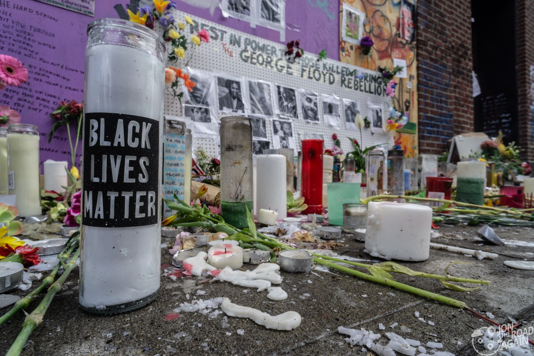 BLM Seattle Shrine