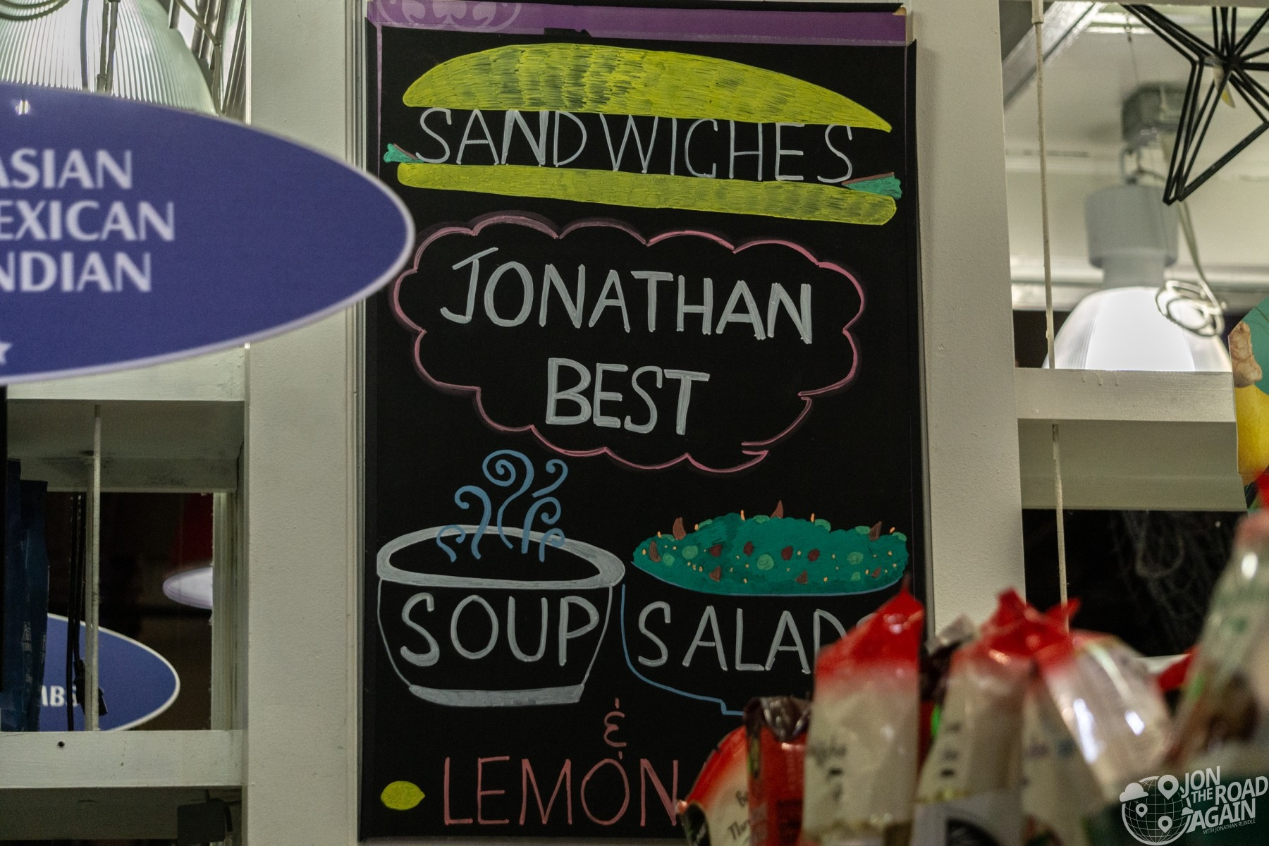 Jonathan Best Sandwiches