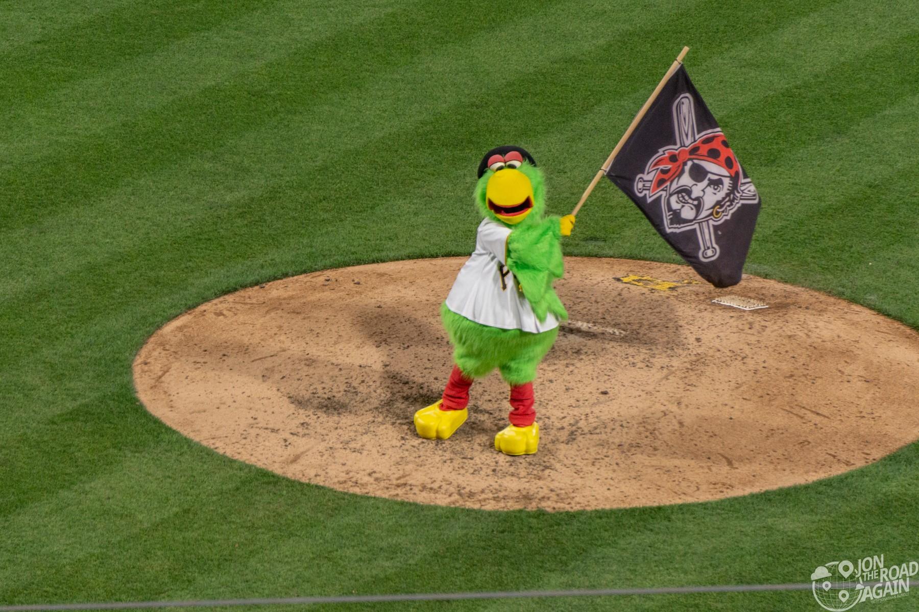 Pittsburgh Pirates Mascot