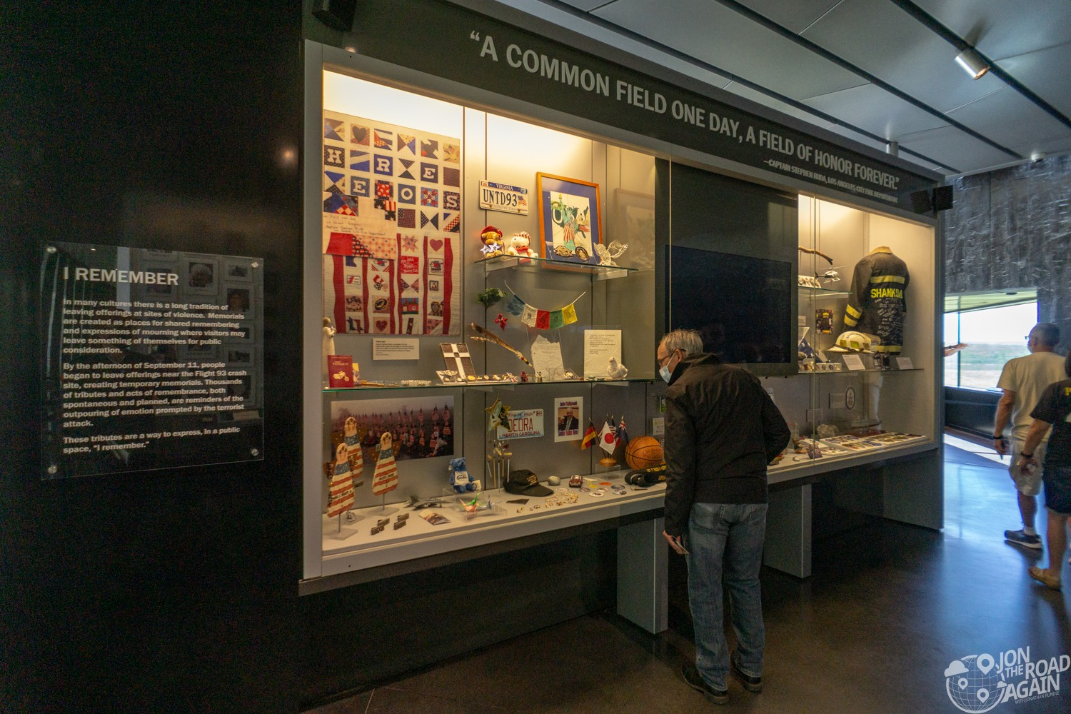 Flight 93 Artifacts