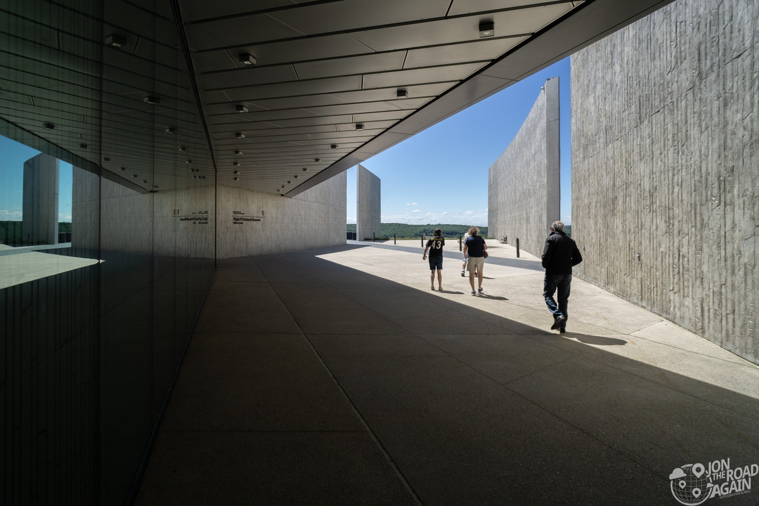 Flight 93 Memorial Visitor Center