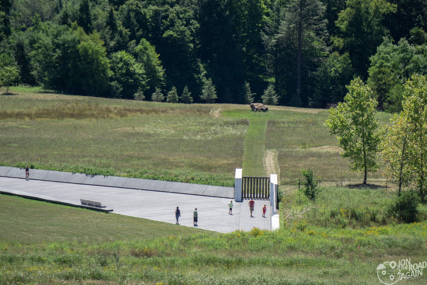 Flight 93 Memorial Overlook