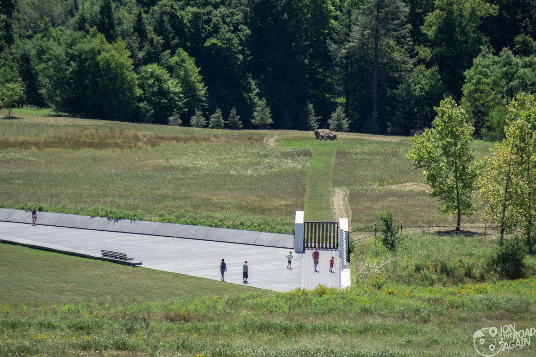 Flight 93 Memorial Overlook