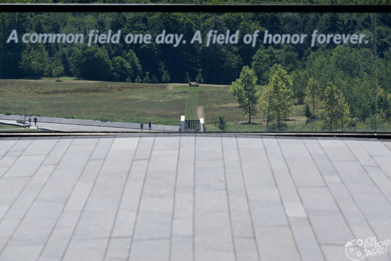 Flight 93 Memorial Visitor Center
