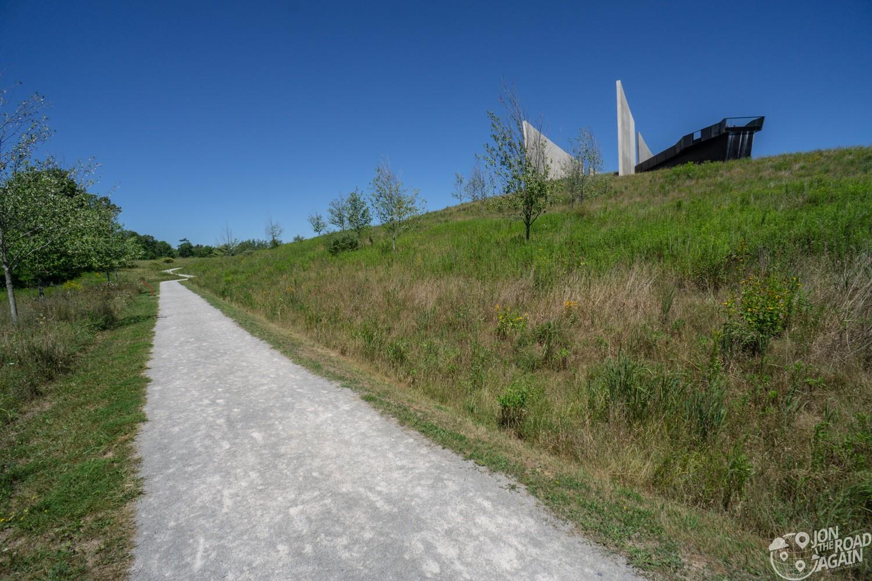 Flight 93 Memorial Hike
