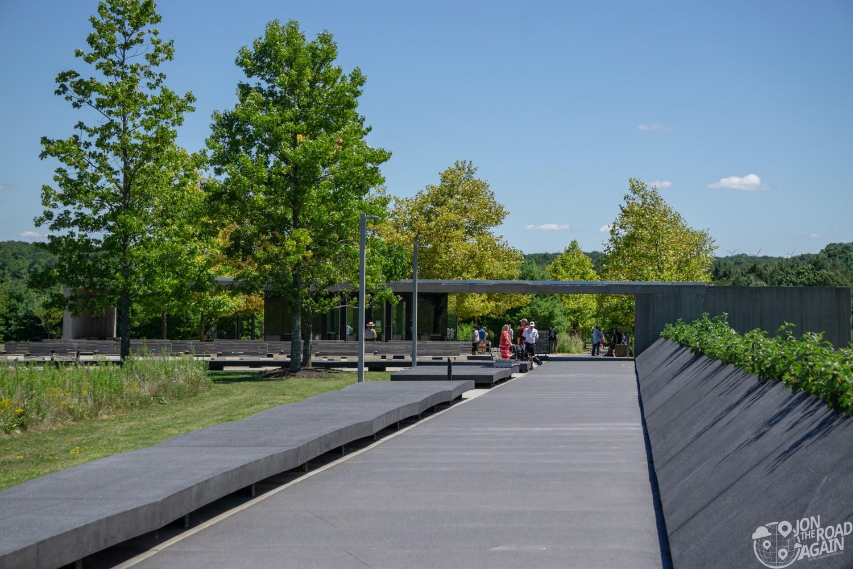 Flight 93 Memorial Plaza