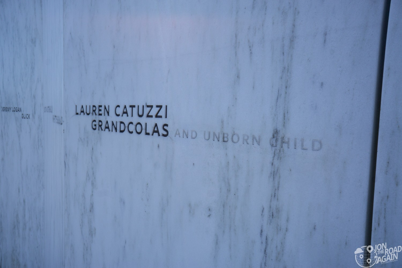 Lauren Catuzzi Grandcolas and Unborn Child