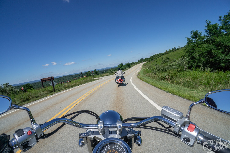 Riding Flight 93 Memorial