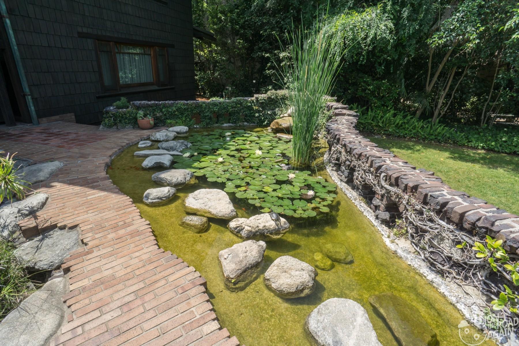 Gamble House Garden