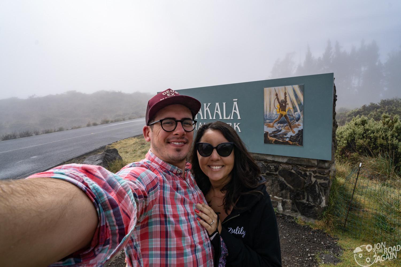 Haleakalā National Park during COVID